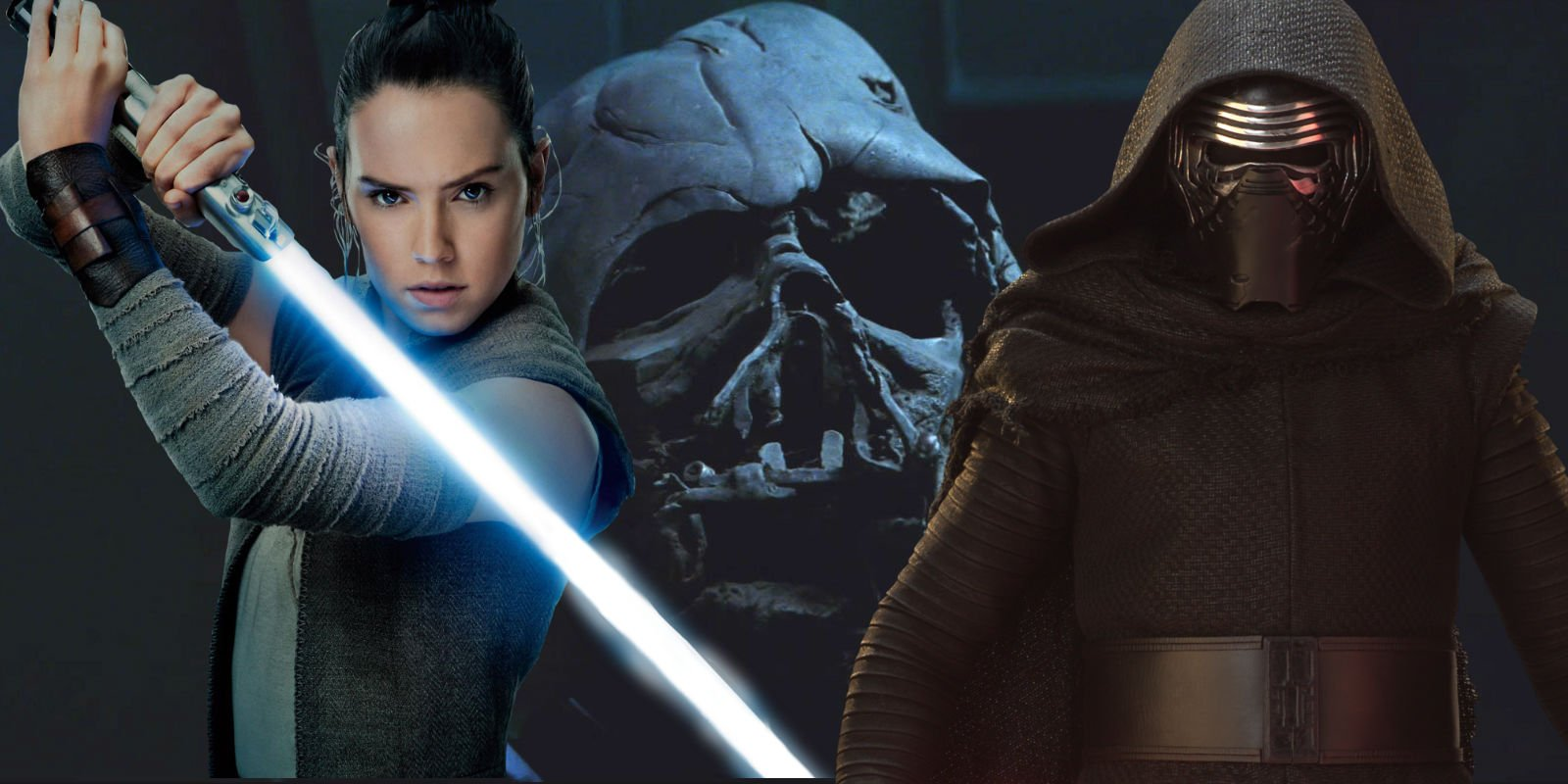 Star Wars 9 Theory Rey Kylo Destroy Vader S Mask To Defeat Palpatine Screen Rant Receive News Usa And World News